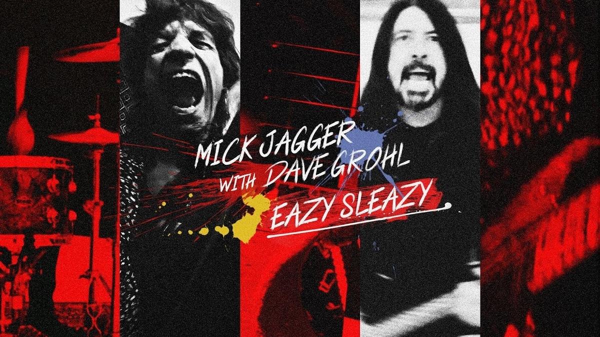【歌詞和訳】Eazy Sleazy - Mick Jagger:ミック・ジャガー Ft. Dave Grohl