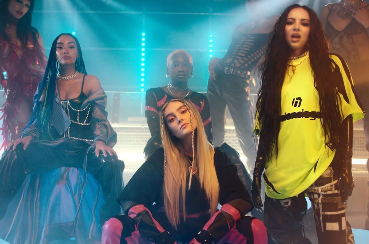 【歌詞和訳】Confetti:コンフェッティ (Remix:リミックス) - Little Mix:リトル・ミックス ft. Saweetie:スワーティー