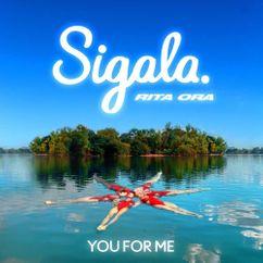【歌詞和訳】You For Me - Sigala & Rita Ora