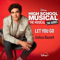 【歌詞和訳】Let You Go - Joshua Bassett