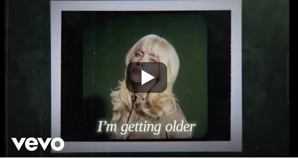 【歌詞和訳】Getting Older:ゲッティング・オールダー - Billie Eilish:ビリー・アイリッシュ
