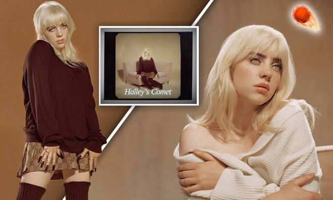 【歌詞和訳】Halley's Comet:ハレーズ・コメット - Billie Eilish:ビリー・アイリッシュ