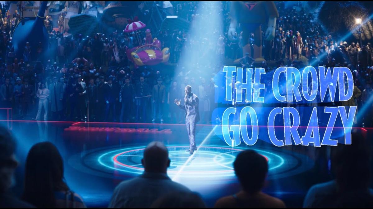 【歌詞和訳】Crowd Go Crazy:クラウド・ゴー・クレイジー - John Legend:ジョン・レジェンド
