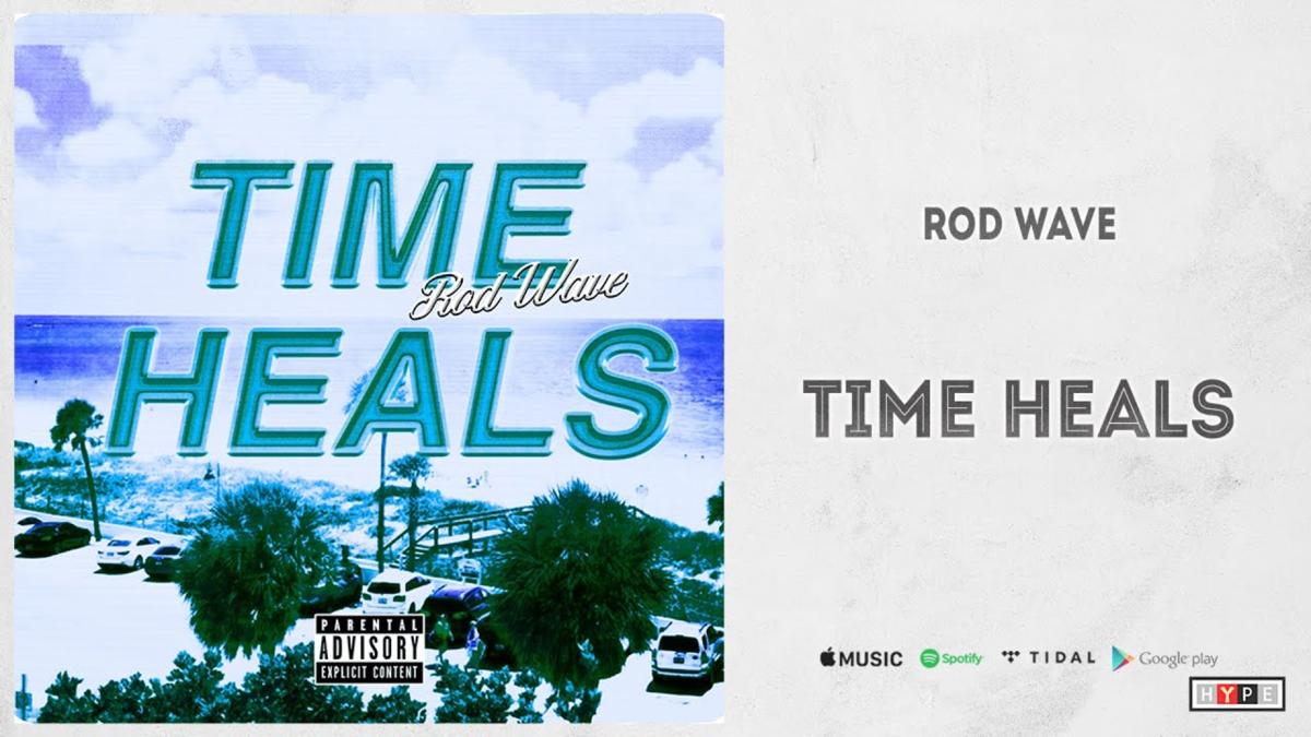 【歌詞和訳】Time Heals:タイム・ヒールズ - Rod Wave:ロッド・ウェイブ