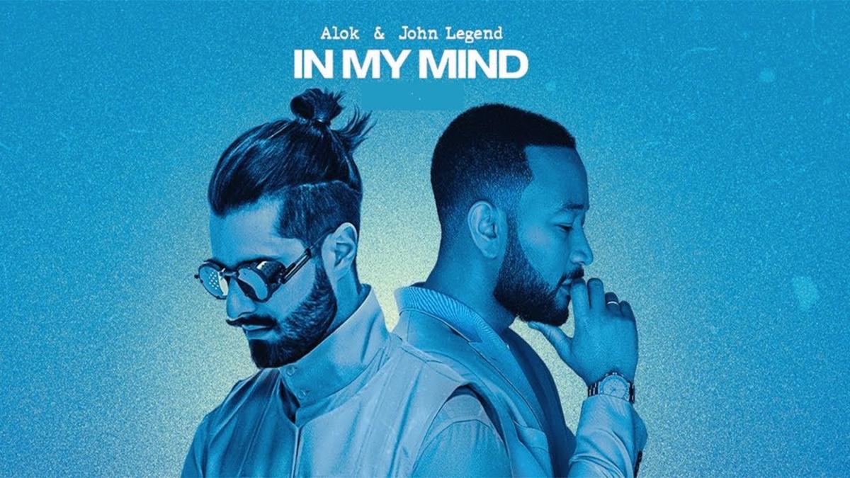 【歌詞和訳】In My Mind:イン・マイ・マインド - Alok & John Legend:アロク & ジョン・レジェンド