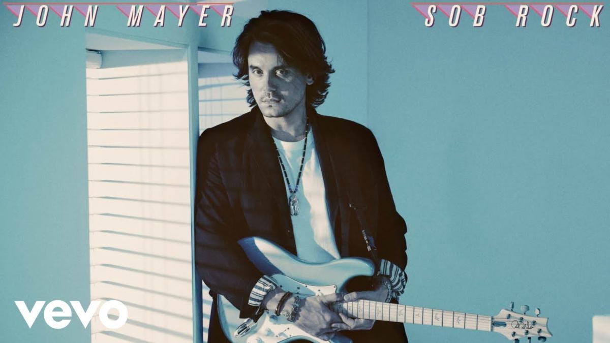 【歌詞和訳】Wild Blue:ワイルド・ブルー - John Mayer:ジョン・マイヤー