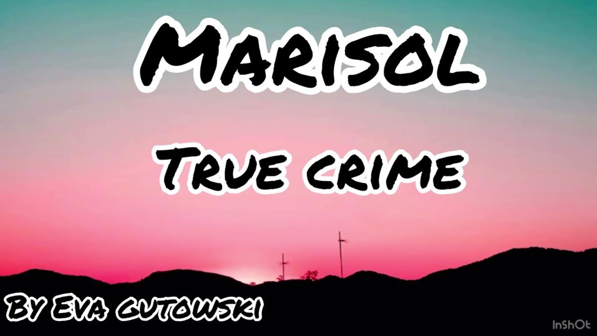 【歌詞和訳】True Crime:トュルー・クライム - Marisol ft.Brent Rivera:マリソル ft. ブレント・リベラ