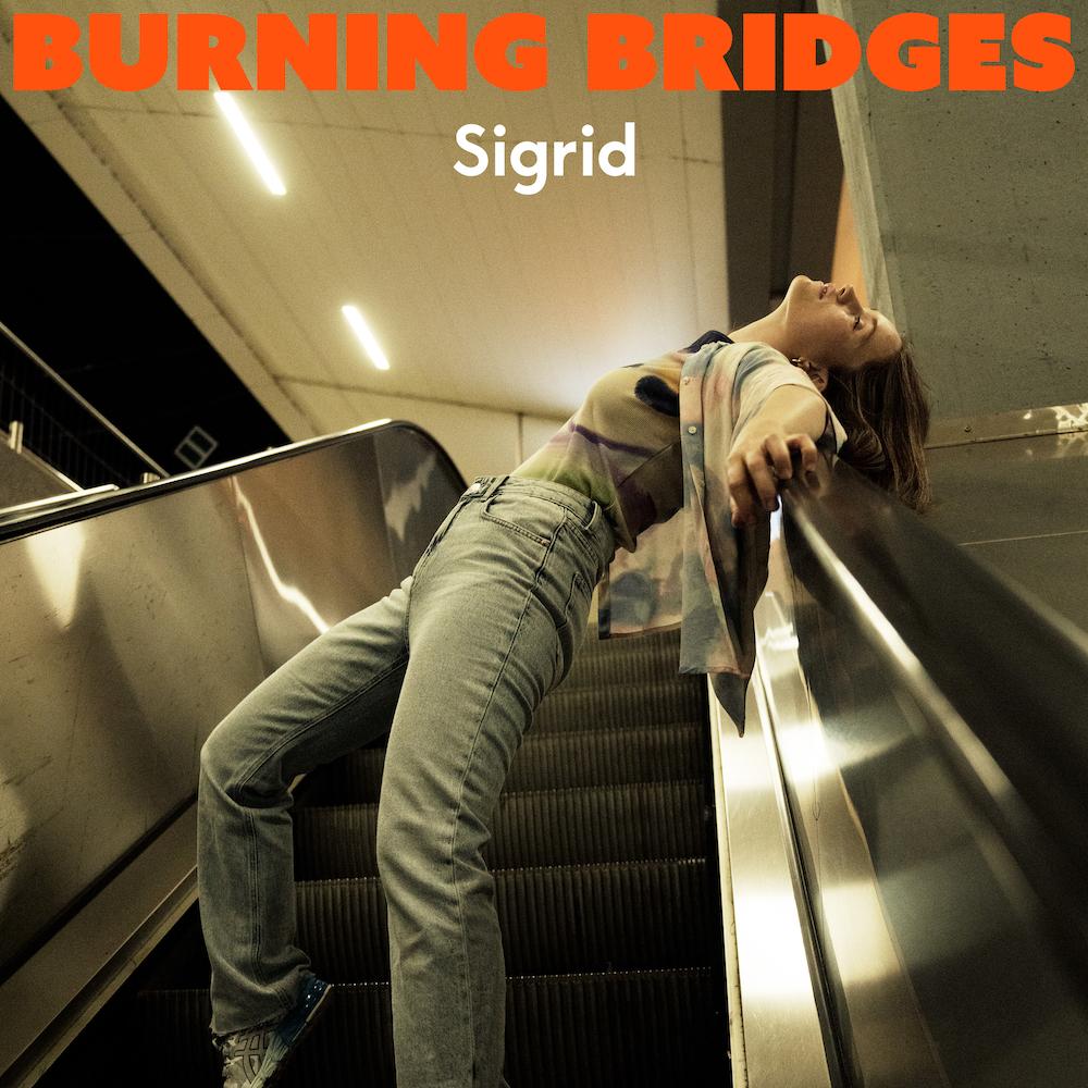 【歌詞和訳】Burning Bridges:バーニング・ビレッジーズ - Sigrid:シグリッド