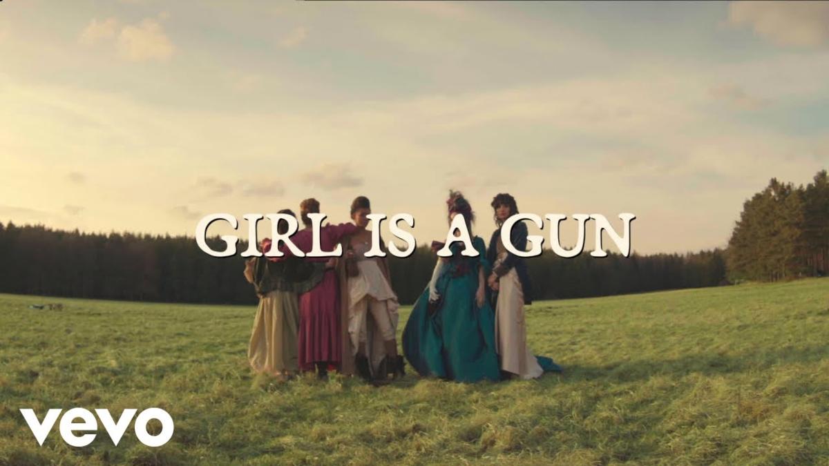 【歌詞和訳】Girl is a Gun:ガールズ・イズ・ア・ガン - Halsey:ホールジー