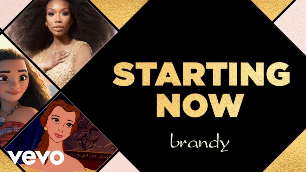 【歌詞和訳】Starting Now:スターティング・ナウ - Brandy:ブランディ