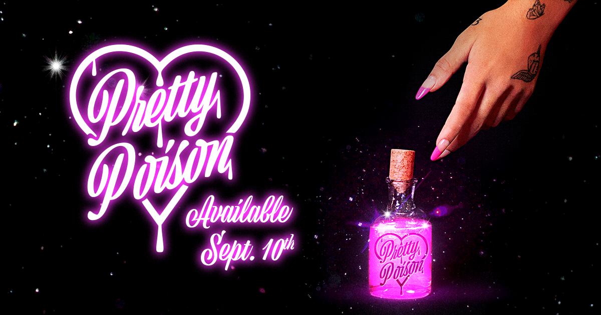 【歌詞和訳】pretty poison:プリティ・ポイズン - Nessa Barrett:ネッサ・バレット