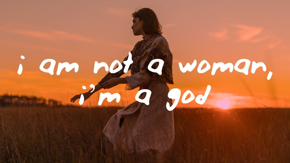 【歌詞和訳】I am not a woman, I'm a god:アイ・アム・ノット・ア・ウーマン、アイム・ア・ゴッド - Halsey:ホールジー