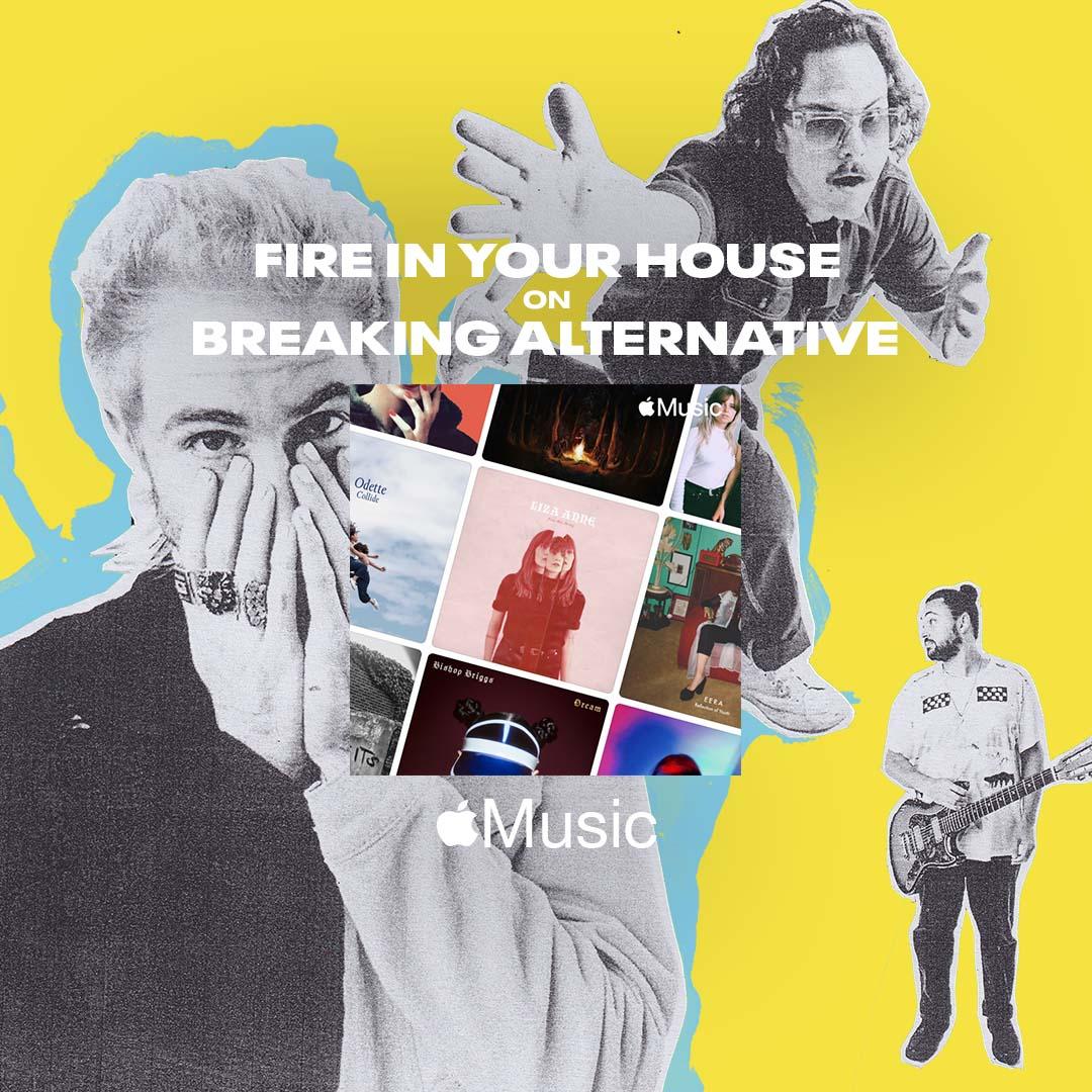 【歌詞和訳】Fire In Your House:ファイヤー・イン・ユア・ハウス - WALK THE MOON:ウォーク・ザ・ムーン ft.Jesse Clegg&Johnny Clegg