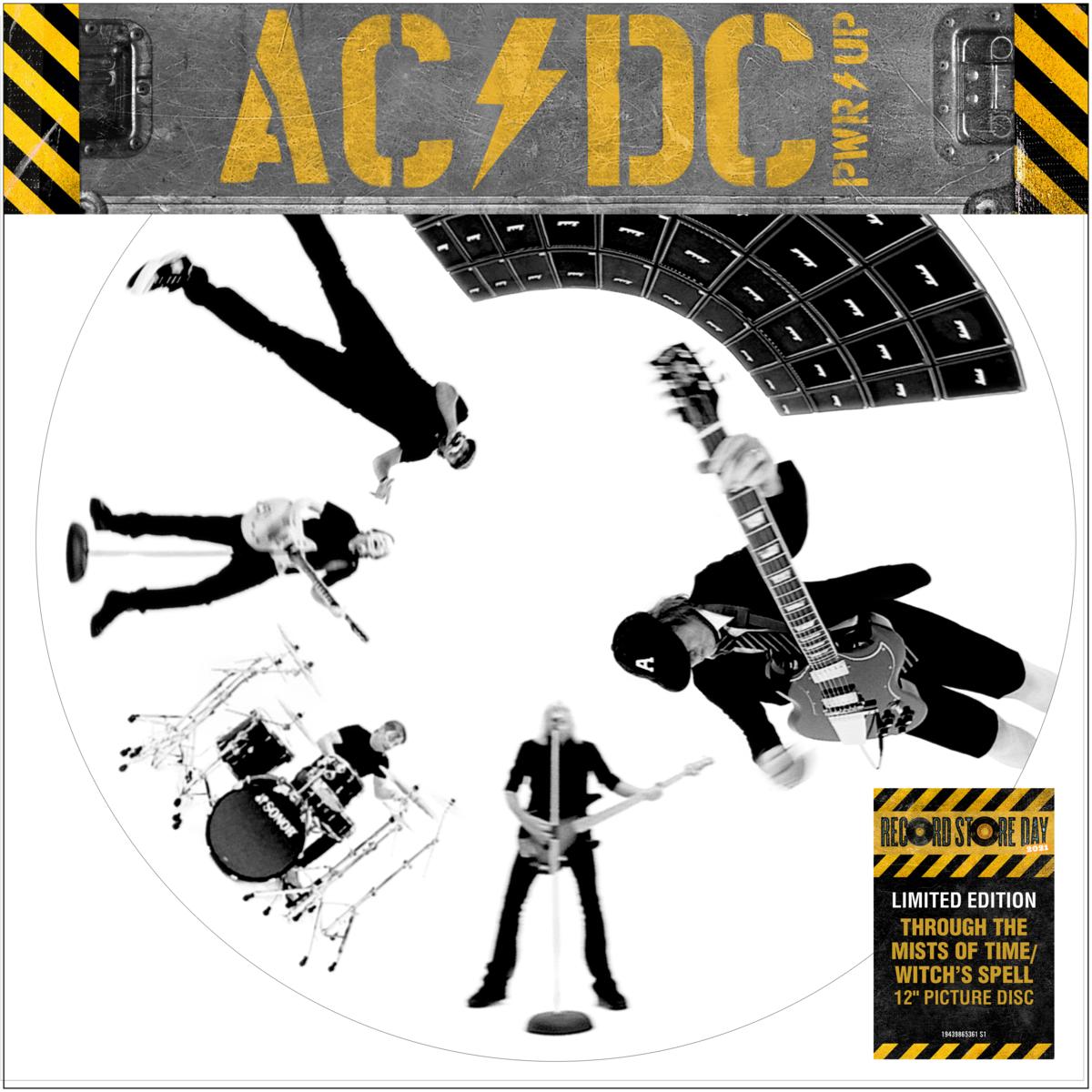 【歌詞和訳】Through the Mists of Time:スロー・ザ・ミスツ・オブ・タイム - AC/DC