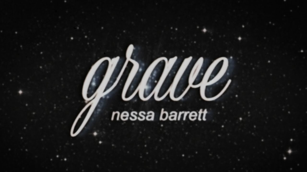 【歌詞和訳】grave:グラーヴェ - Nessa Barrett:ネッサ・バレット