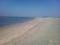 さみしい海水浴場