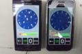 [Android][Xperia][GalaxyS][GPS]GPS性能:Xperia(左) vs GalaxyS(右) 銀河ェ…