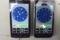 GPS性能:Xperia(左) vs GalaxyS(右) 銀河ェ…