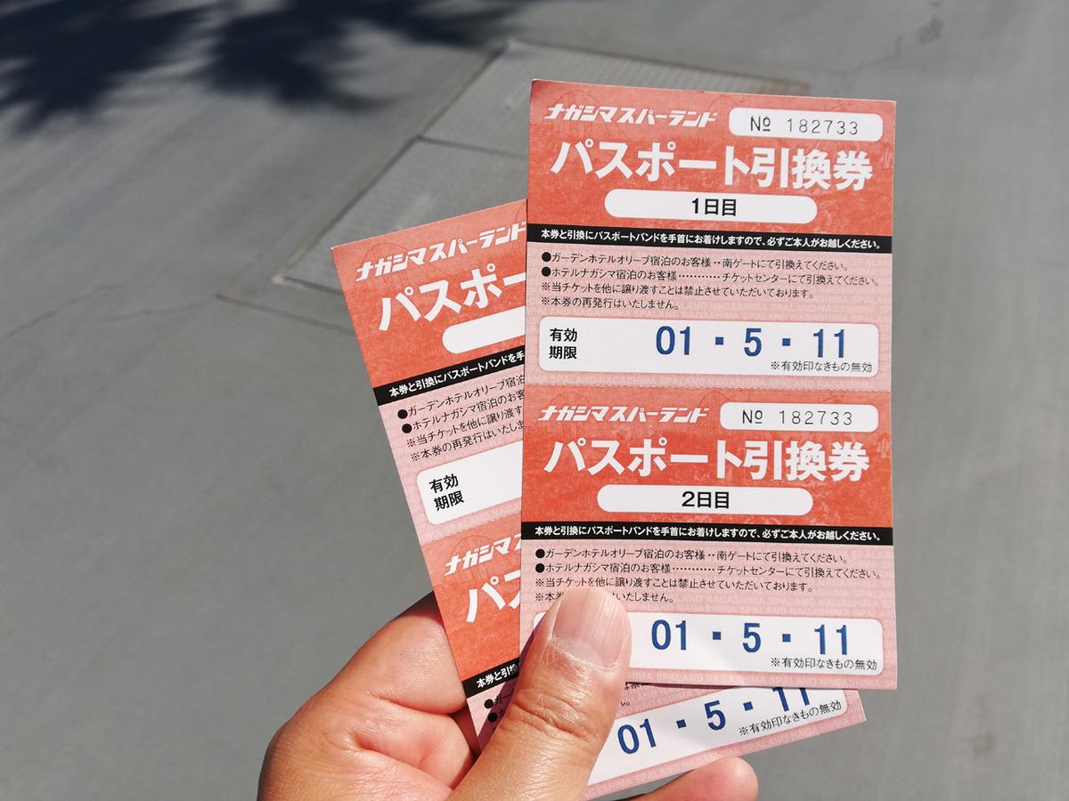 乗り放題のパスポートチケット