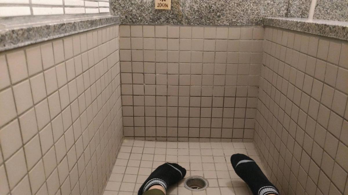 浴槽の高さ