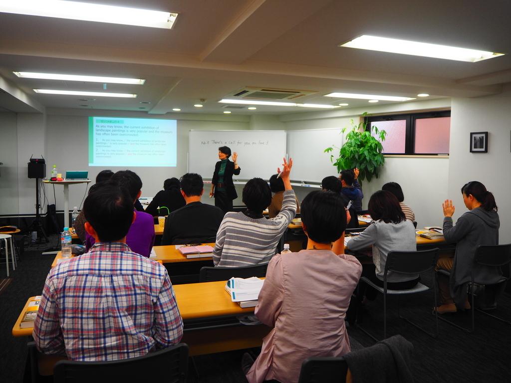 浅場真紀子先生のTOEIC®L&Rテストでスピーキング力UP!セミナー