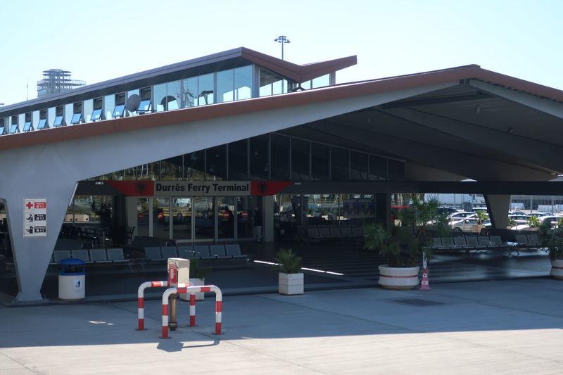 ドゥラスフェリーターミナル