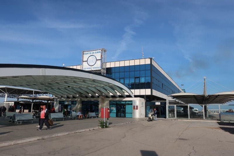 バーリフェリーターミナル