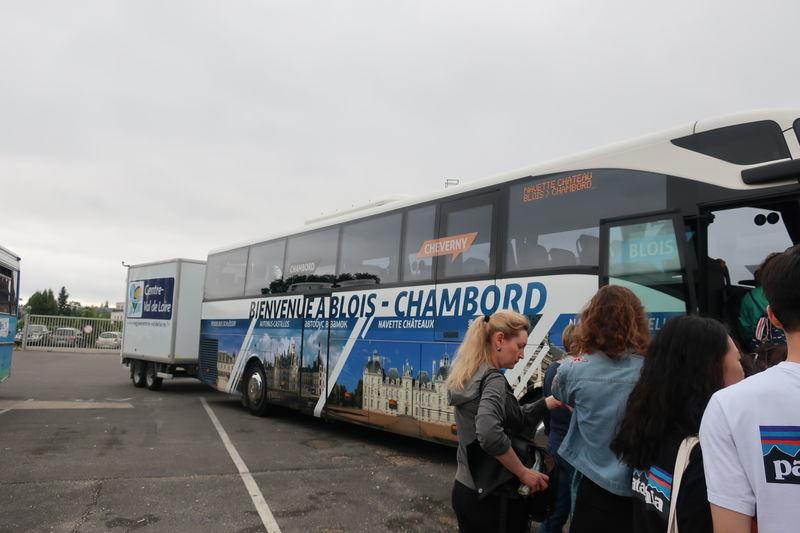 シャンボール巡回バス