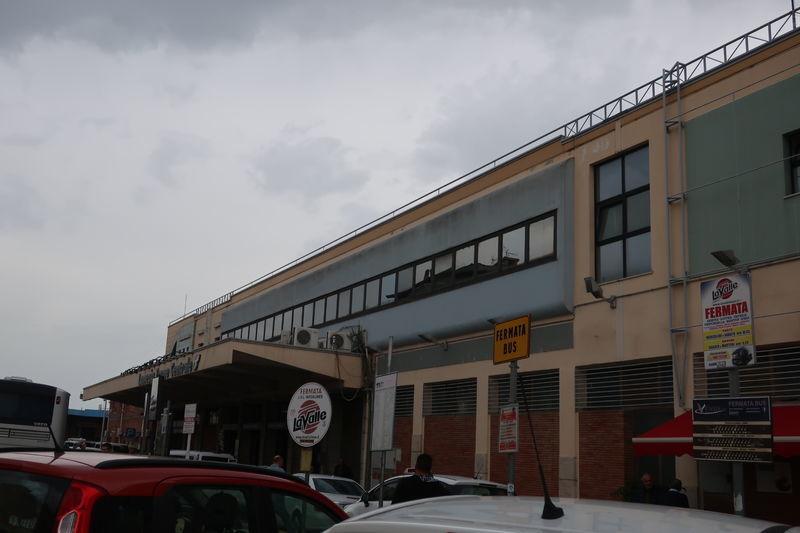 ラメーツィアテルメ駅