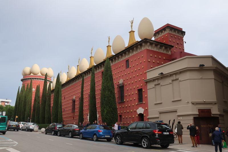 ダリ劇場美術館
