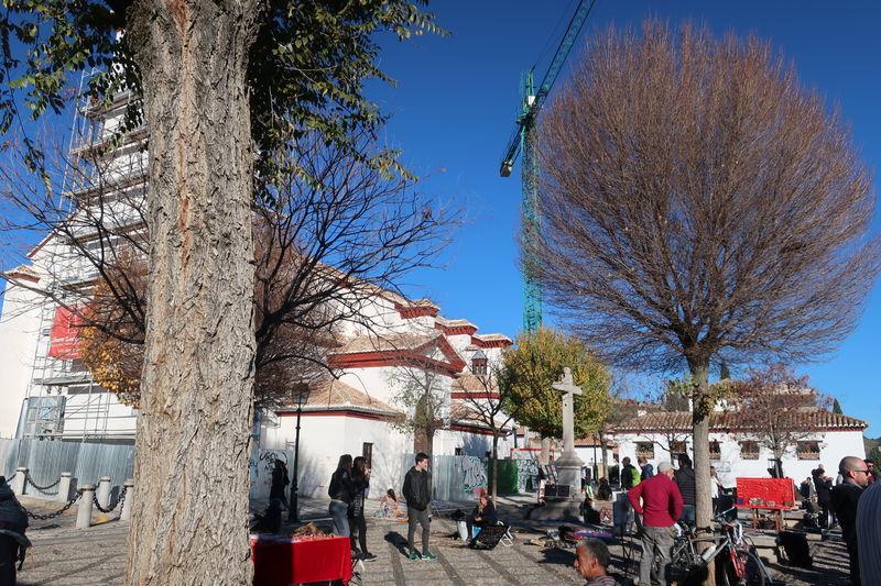 サンニコラス広場
