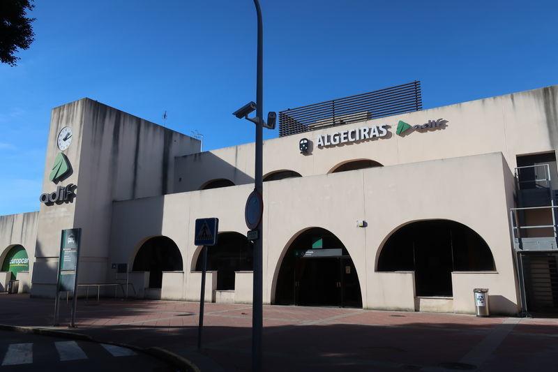 アルヘシラス駅