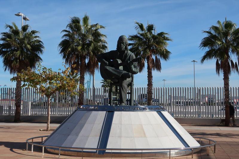 パコデルシアの像