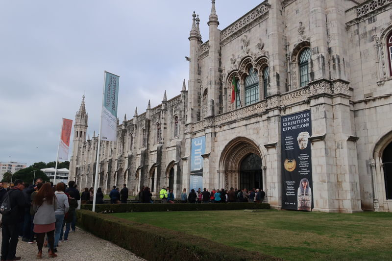 リスボン考古学博物館
