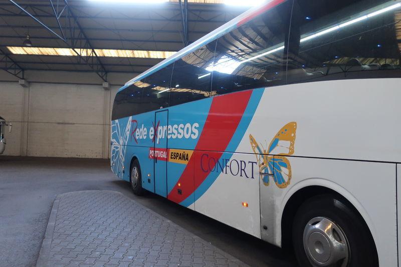 ポルトガルバス