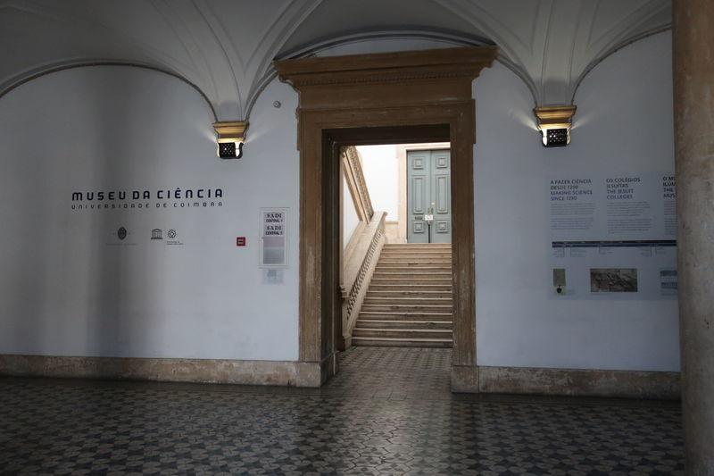 コインブラ物理学博物館