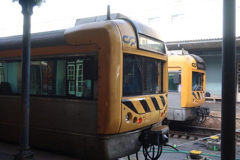 ポルトガル電車