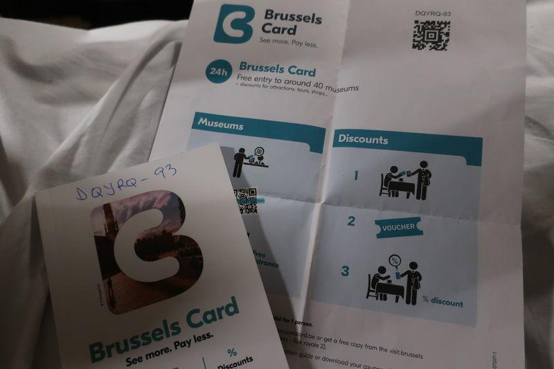 ブリュッセルカード