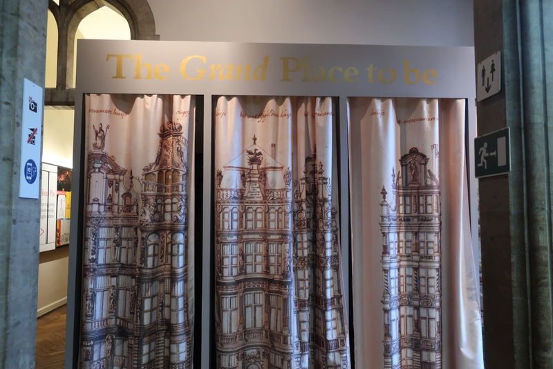 ブリュッセル市立博物館企画展示