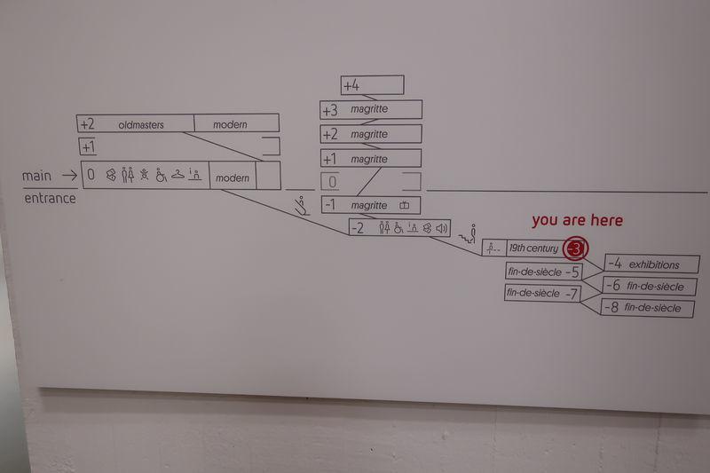 王立美術館マップ