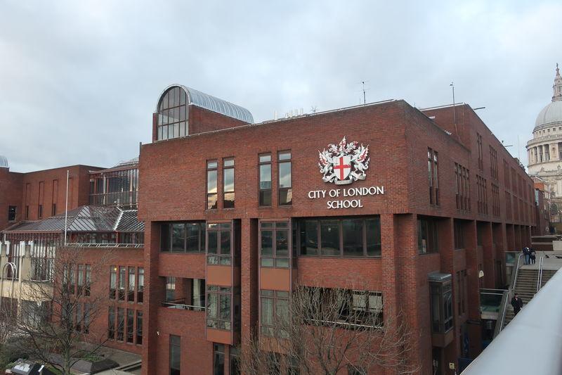 ロンドンの小学校