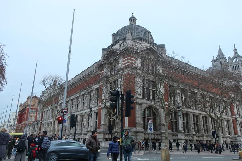 ヴィクトリア&アルバート博物館