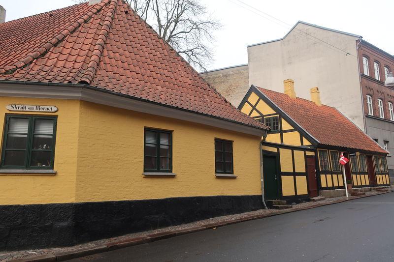アンデルセン幼年時代の家