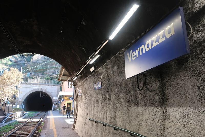 ヴェルナッツァ駅