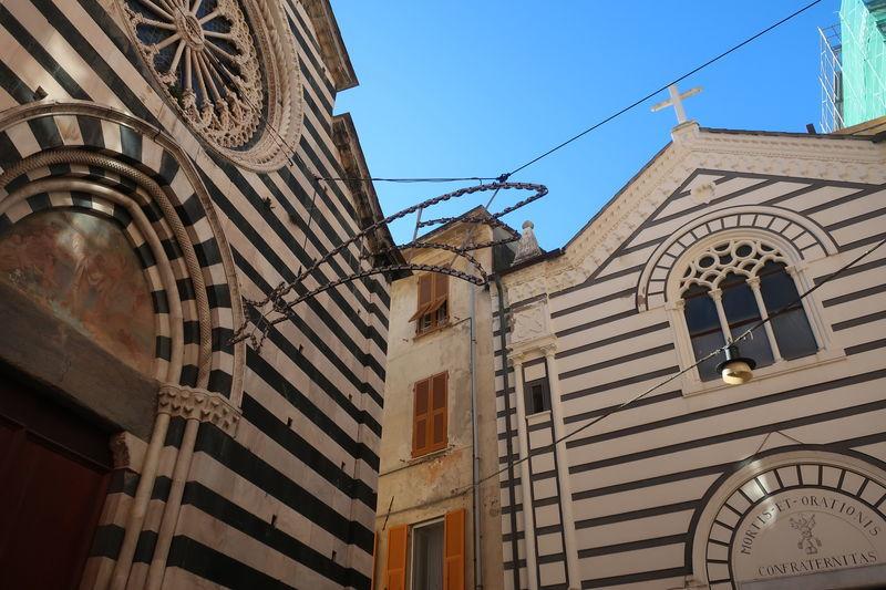 モンテロッソの教会