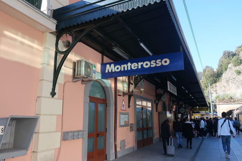 モンテロッソ駅