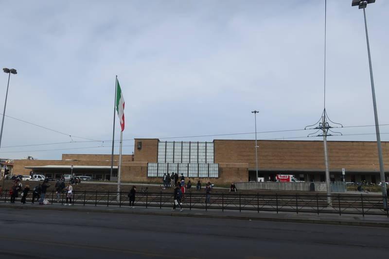 フィレンツェサンタマリアノベッラ駅