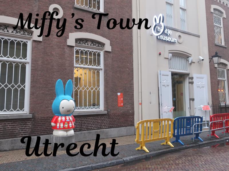 Miffy's town Utrecht