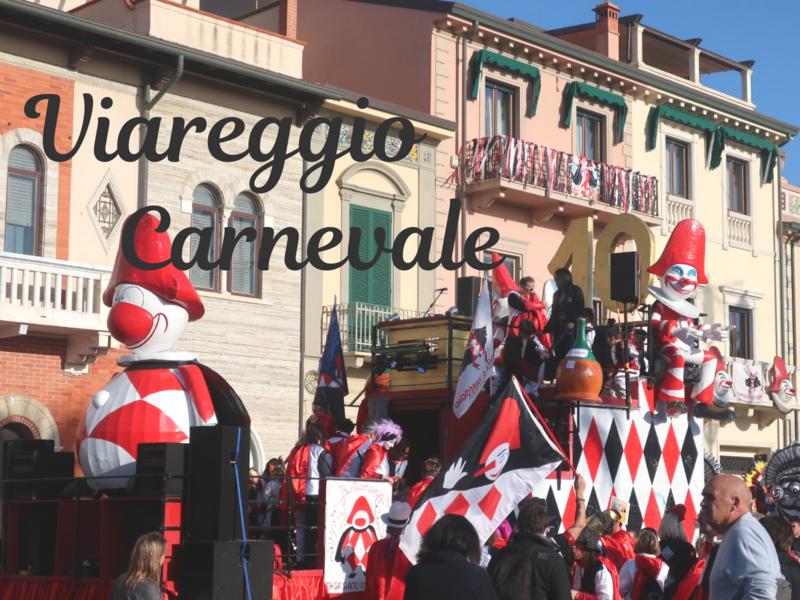 Viareggio carnevale