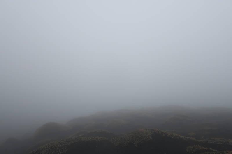 エトナ山からの眺め